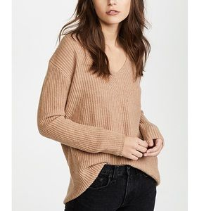 ✨Madewell woodside pullover sweater